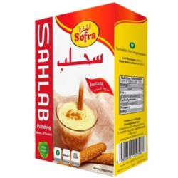 Sahlab | Salep Pudding | Buy Online | Middle Eastern Food | UK